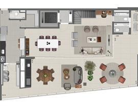 Duplex 158m² (superior)